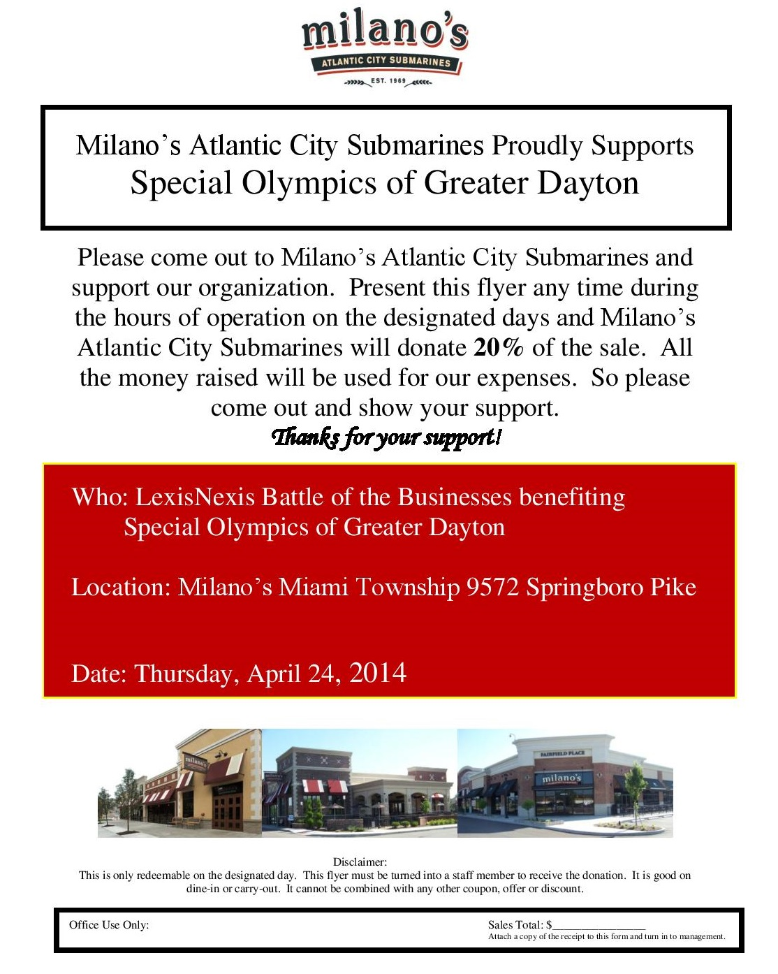 Milano s April 24 2014Takeover Flyer - LexisNexis-page-001