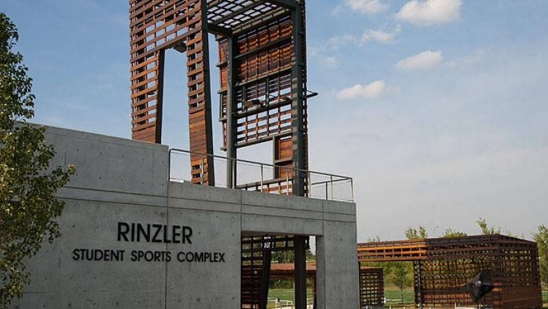 RINZLER STUDENT SPORTS COMPLEX PIC
